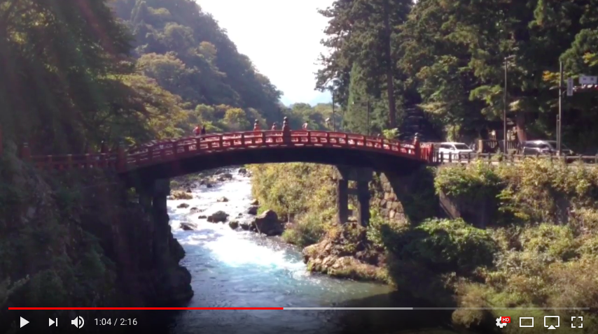 Nikko is Nippon – vlog #7