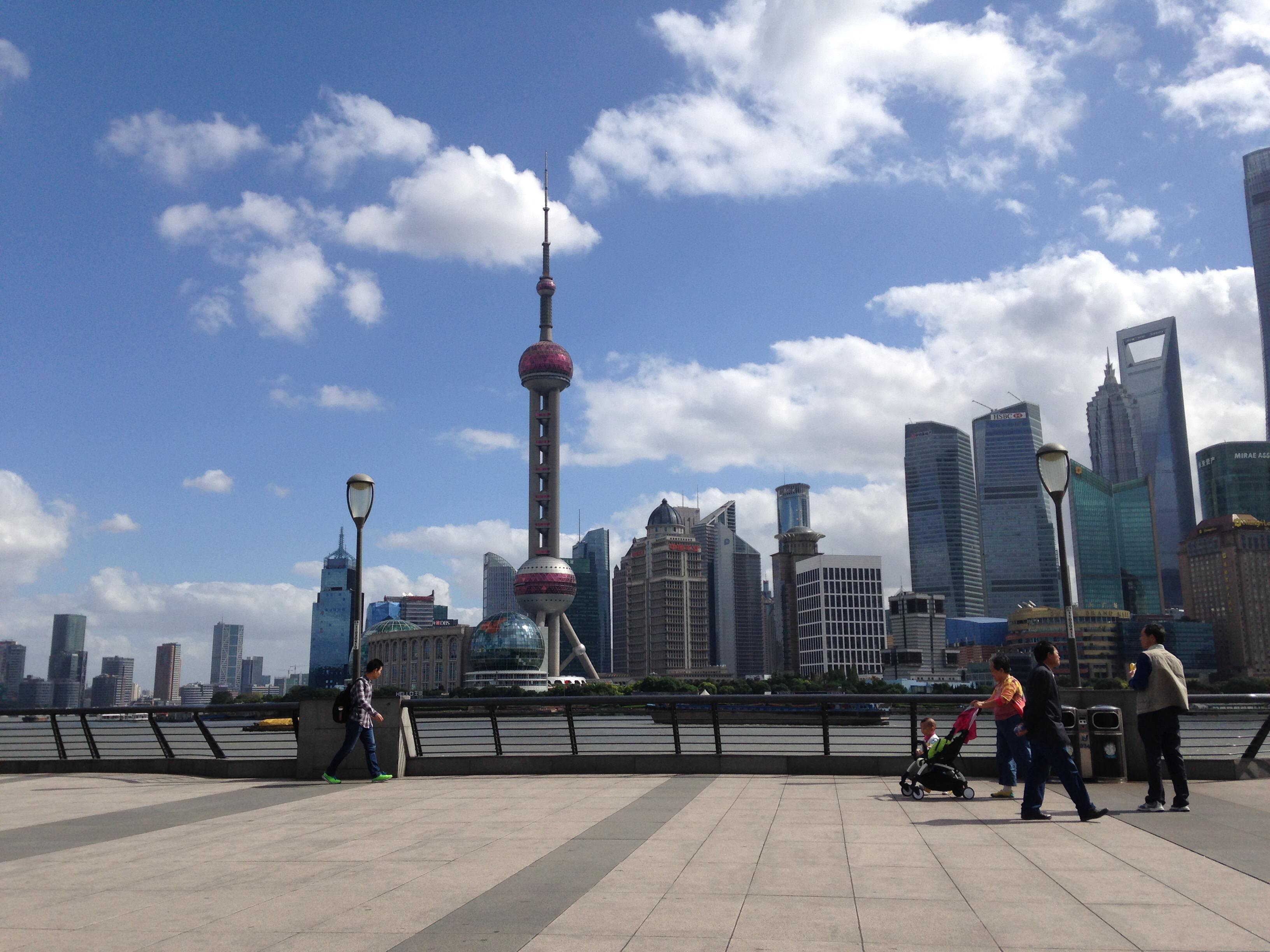 Der Bund fürs Leben oder: mal wieder in Shanghai