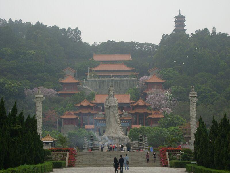 Nansha Tianhou Palast
